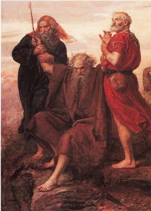 Victory O Lord John Everett Millais
