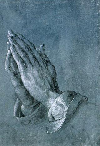 Albrecht_Dürer_Betende_Hände